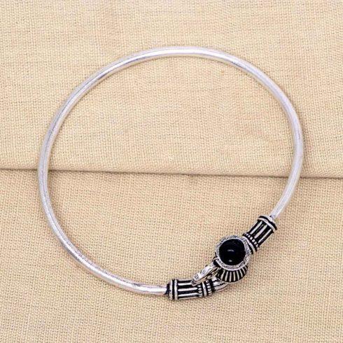 Damaru bracelet - Black