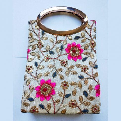 Flower Hand Bag