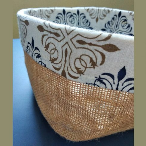 Jute Hamper Set ( 3 pieces)