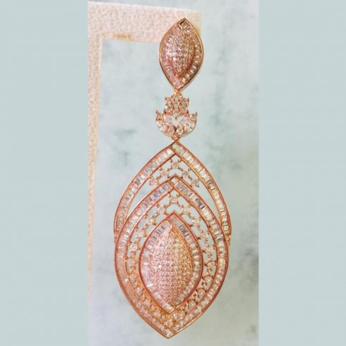 Almond Shape Earrings