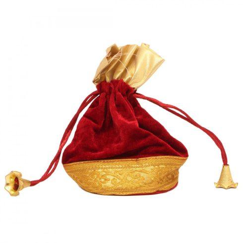 Maroon Potli Bag
